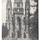 Belgium Bruxelles Laeken Eglise Notre Dame Brussels Laken Church c 1908 Postcard