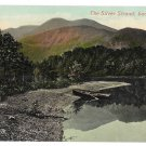 Scotland Loch Katrine Trossachs Stirling Silver Strand Vintage Valentine Series Postcard