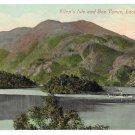 Scotland Loch Katrine Trossachs Ellens Isle Ben Venue Stirling Valentine Series Postcard