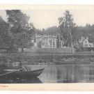 Scotland Abbotsford House Melrose Vintage GWW Postcard ca 1908