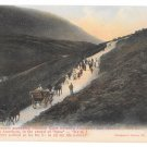 UK Ambleside Coaches Ascending Dunmail Raise Abraham's Series Color No 437 Postcard