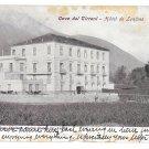 Italy Cava dei Tirreni Hotel de Londres Posted 1908 A Fusco Dipino Postcard