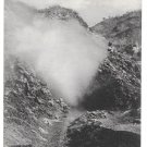 Italy Pozzuoli La Solfatara Volcanic Crater Ragozino No 111 Vintage Postcard