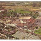 Hershey PA Factory Cocoa Chocolate Plant Vintage Postcard Aerial View