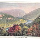 Prudential Insurance Co Delaware Water Gap PA Halftone Advertising Postcard