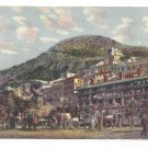 Prudential Insurance Co Casemates Square Rock of Gibraltar 1913Advertising Postcard