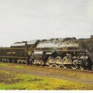Delaware & Hudson Railway Sesquicentennial Altered Ex Reading 2102 1973 Train Postcard