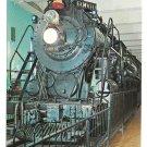 Baldwin Locomotive 60,000 Franklin Institue Train Railroad Postcard 4X6