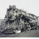 Lackawanna 1131 Locomotive Wide Fire Box Pacific Train Railroad Postcard
