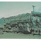 New York Central Railroad 2761 ALCO L-2a Mohawk Locomotive RR Train Postcard