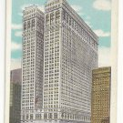 NY New York City Equitable Building Vintage Postcard