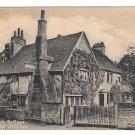 UK Milton's Cottage Chalfont St Giles Great Britain Vintage Postcard England
