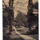 Fairmount Park Philadelphia PA Walk Path Vintage Postcard