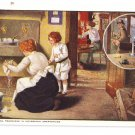 Bell Telephone Advertising Postcard AT&T Household Emergencies Vintage Postcard