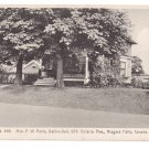 Canada Niagara Falls Lodge Mrs Potts Dahlia Dell Rooms Historic Guest House Ontario Av