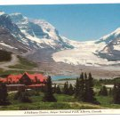 Canada Icefield Chalet Athabasca Glacier Jasper National Park Alberta 4X6 Postcard