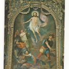 Serbia Jesus Resurrection Arsa Teodorovic Novi Sad Church of Three Hierarchs Vtg Postcard
