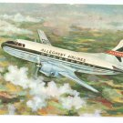 Allegheny Airlines Mid Atlantic 1957 Vintage Aircraft Aviation Postcard Airplane
