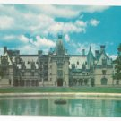 NC Vanderbilt Estate Biltmore House and Gardens Asheville Vintage Postcard