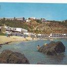Morocco Maroc Al Hoceima Kemado Quemado Beach Vintage Postcard 4X6