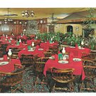 PA Limerick Route 422 Lakeside Inn Restaurant Dining Room Interior Vtg Postcard