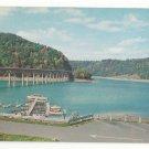 MD Cumberland Great Crossing Youghiogheney River Bridge Boats US 40 Vtg Postcard