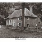 UK Buckinghamshire Jordans Meeting House Society of Friends Quakers Vtg Postcard