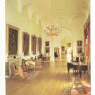 Castle Howard York England UK Long Gallery Interior Vintage Postcard 4X6
