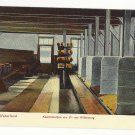 Netherlands Broek in Waterland Kaasmakerijen Cheese Making Vintage Postcard c 1910