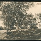 Round Top Cemetery East Northfield MA American News Co Steeldrucktone Unused Postcard