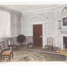 VA Mount Vernon West Parlor George Washingtons Home 1920 Vintage MVA Postcard