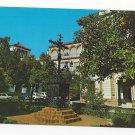 Spain Sevilla Seville Plaza de Santa Cruz 4X6 Vtg Postcard