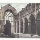 Scotland Edinburgh Chapel Royal Holyrood Palace Vtg Postcard