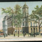 Hartford CT Old State House (New City Hall) Vintage Raphael Tuck UND ca 1905 Postcard