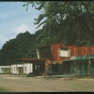 Green Acres Motel Parkersburg WV Unused 50's 60's West Virginia Postcard
