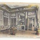 France Palais Fontainebleau Music Room Marie Antoinette Vintage Postcard