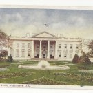 Washington DC White House Vintage UDB Foster & Reynolds Postcard