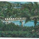 Puerto Rico El Conquistador Hotel Upper Swimming Pool Las Croabas Vintage Postcard