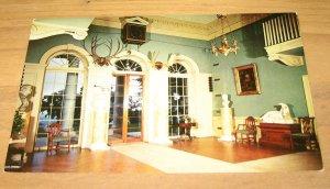 Vintage Inverness Country Club Toledo Ohio Postcard