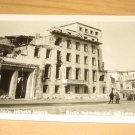 Vintage Berlin Chancellory Wilheim Square Germany Postcard