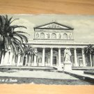 Vintage Roma Basilica di S Paola Postcard