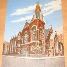 Vintage First Baptist Church Dallas Texas Postcard