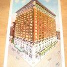 Vintage Baker Hotel Dallas Texas Postcard