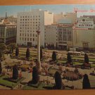 Vintage Union Square San Francisco Postcard
