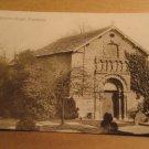 Vintage Norman Chapel Prestbury Cheshire England Postcard