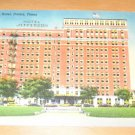 Vintage Jefferson Hotel Dallas Texas Postcard