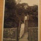 Vintage Hollins Clough UK Postcard