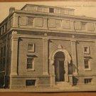 Vintage Anatomical Laboratory University Of Minnesota Postcard