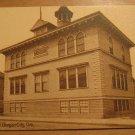 Vintage McLoughlin Institute Oregon City Oregon 1947 Postcard
