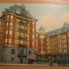 Vintage Hotel Portland Portland Oregon Postcard